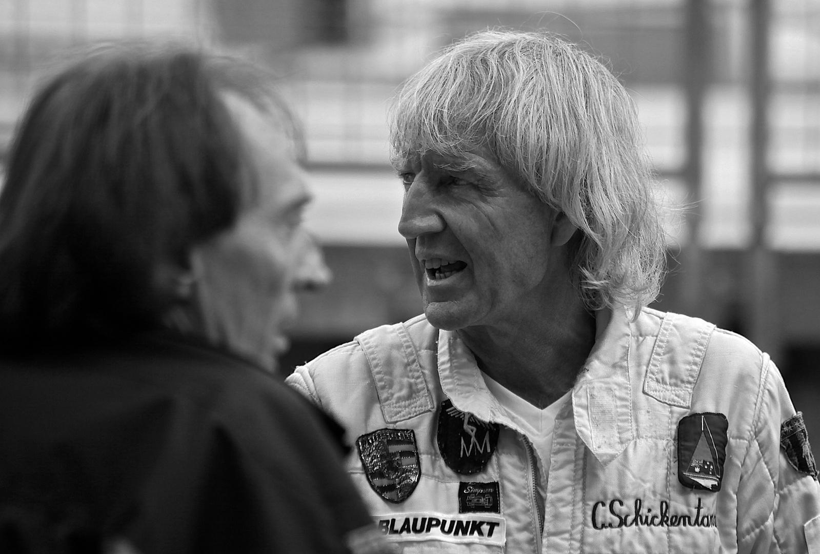 Clemens Schickentanz, Modena Race Days Nürburgring 2009