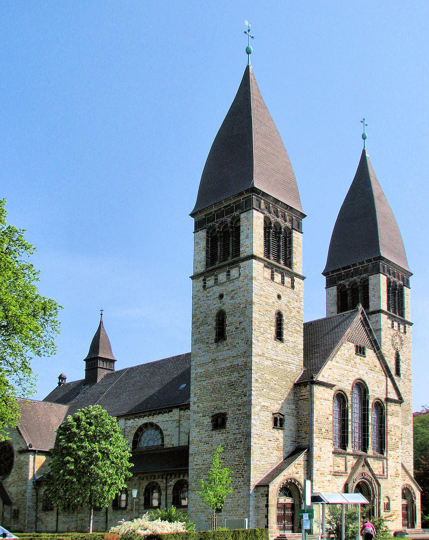 Clemenskirche in Rheda