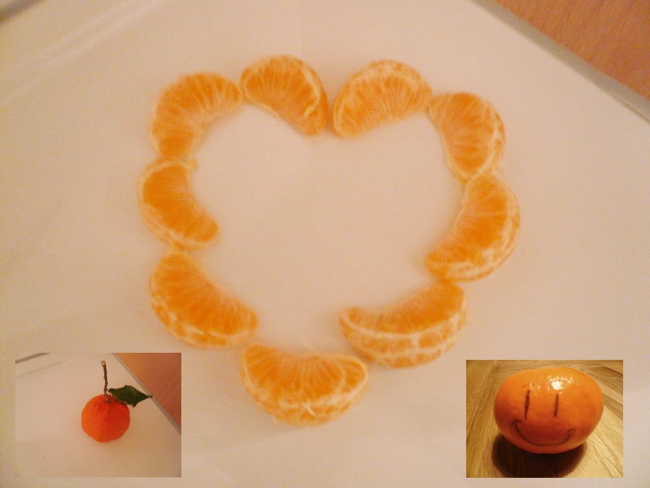 Clementinen...