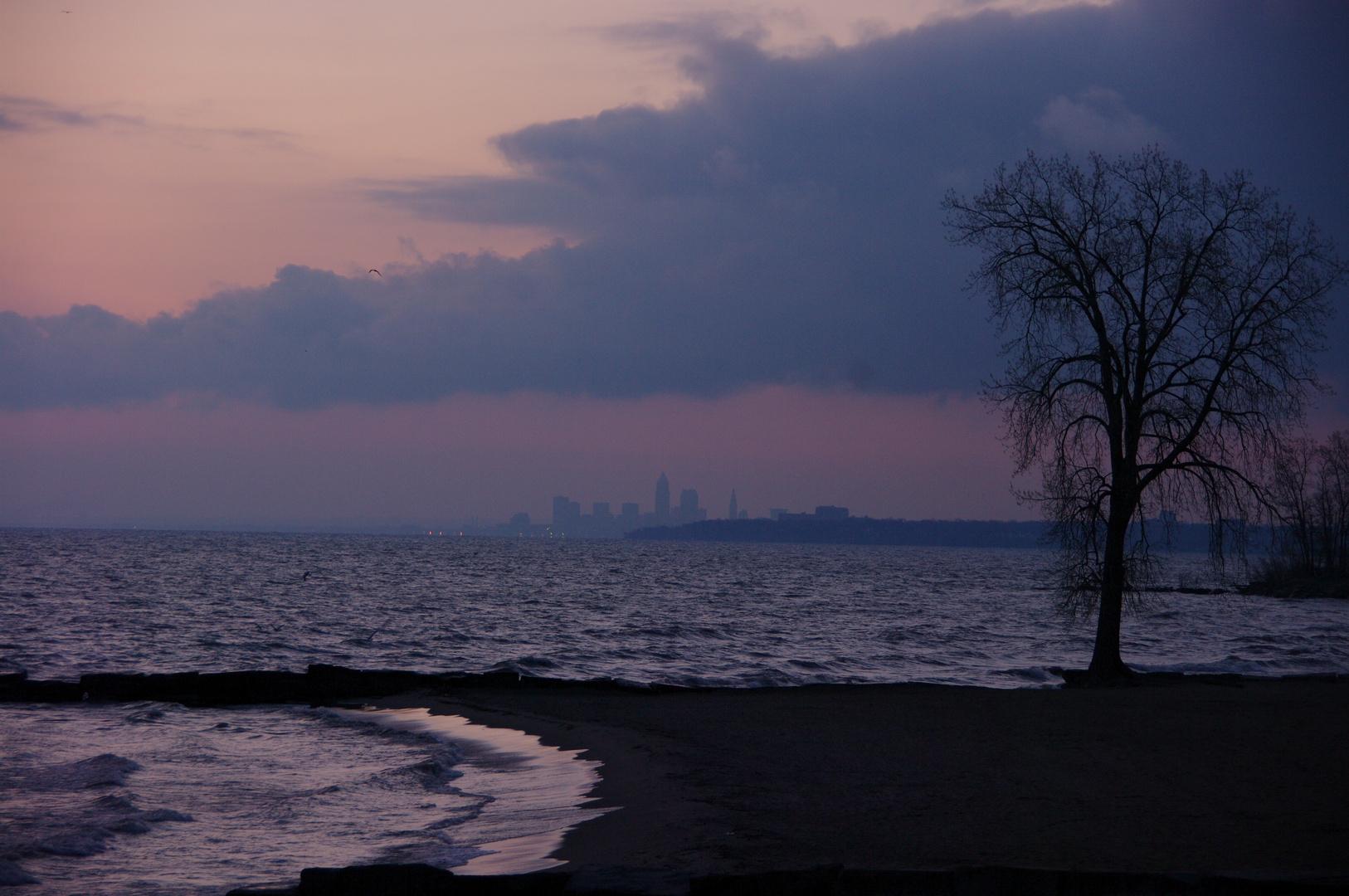 + Cleveland schläft noch +