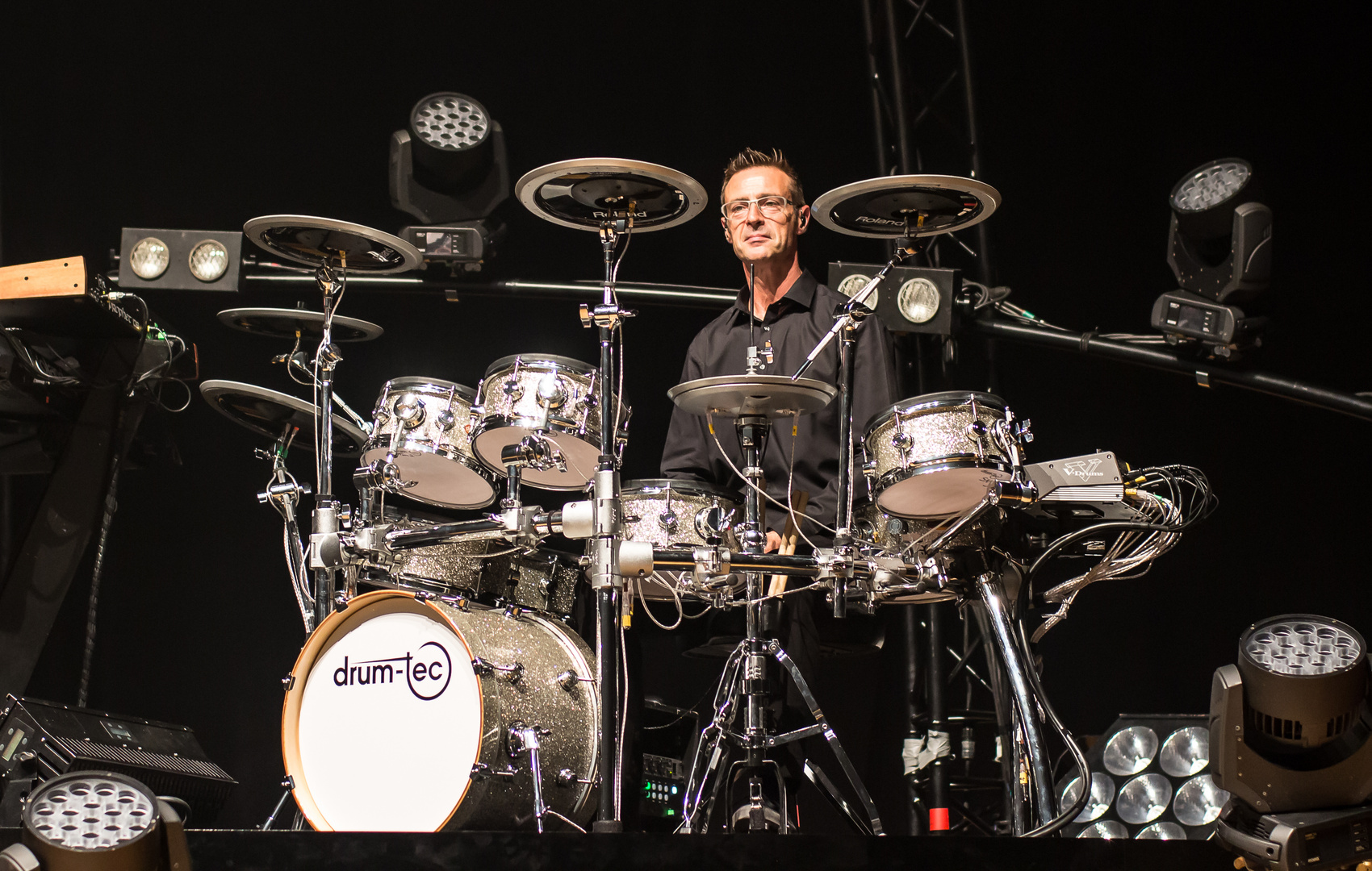 Cliff Hewiit - Schiller Klangwelten Live 2013 - Gera Kuk