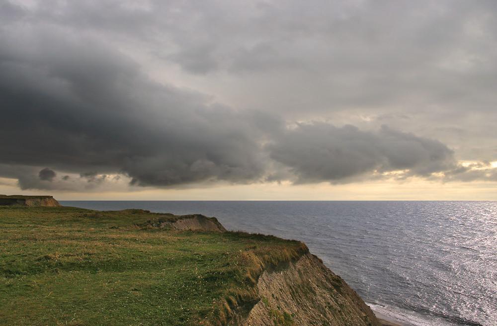 ... cliff II ...
