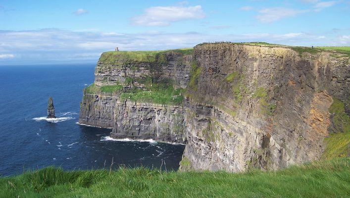 cliff of moher, irlande