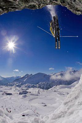 Cliffdrop at Obertauern