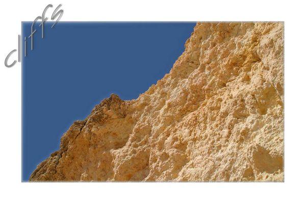 cliffs - Klippen in Andalusien