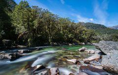 clinton river…