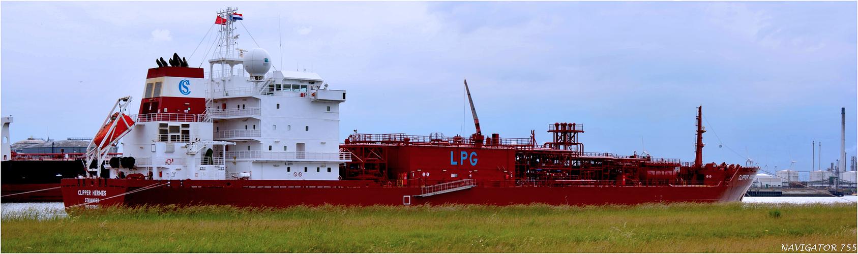 CLIPPER HERMES / LPG Tanker