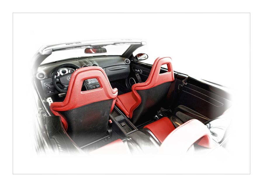 CLK-DTM Cabrio AMG