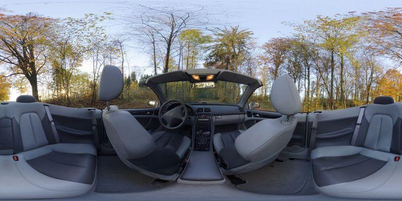 CLK-Mercedes