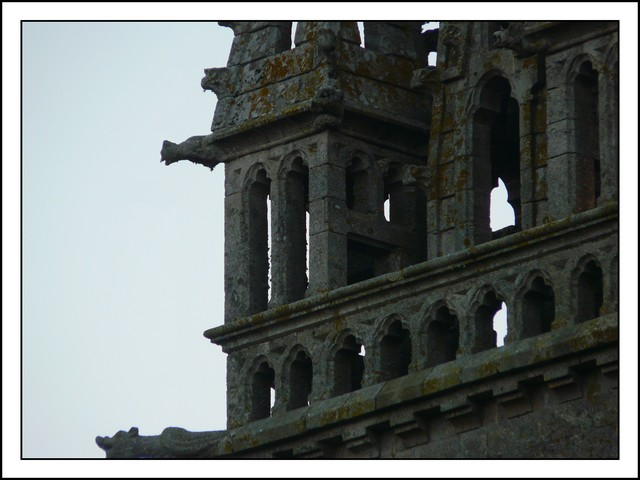 Clocher breton