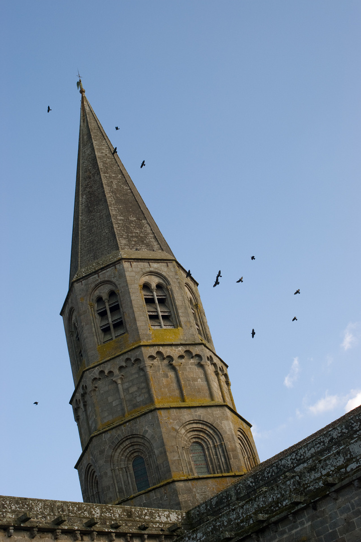 clocher de village