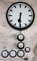 Clock clock clock ... die Uhr meines Freundes
