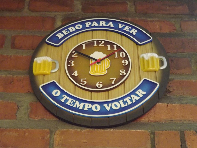 CLOCK PARA VER O TEMPO VOLTAR