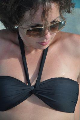 Close Up am Pool