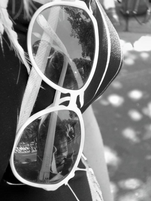 close up glasses