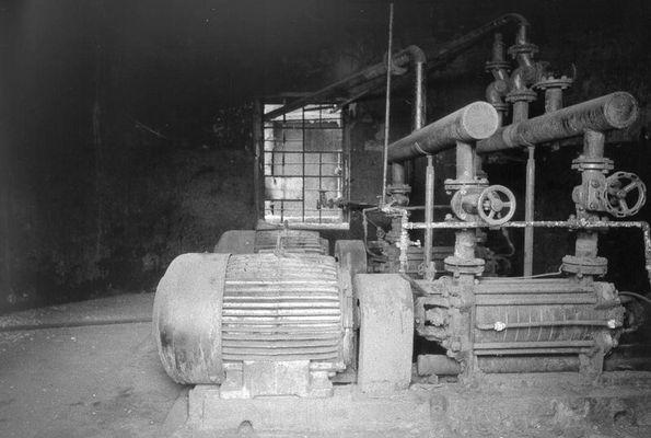 Closed in 1999 Kokerei Waldenburg