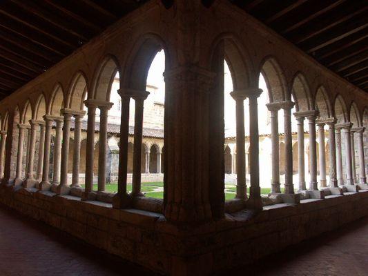 Cloître de Saint-Emilion