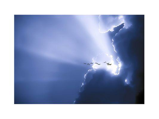 *cloud dancer*