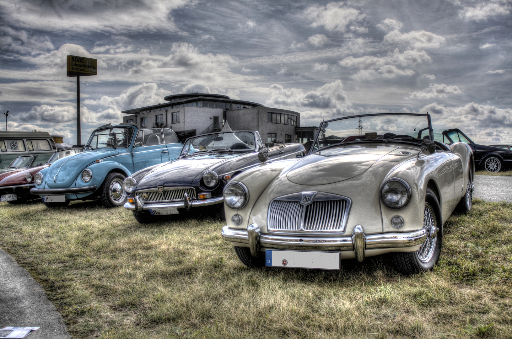 clouds & cabriolets