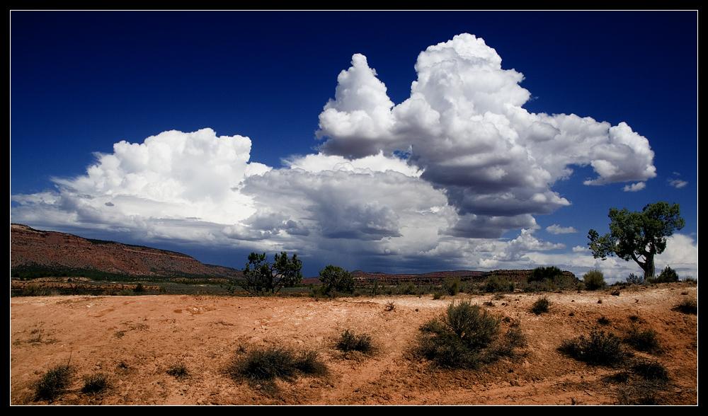 - Clouds -