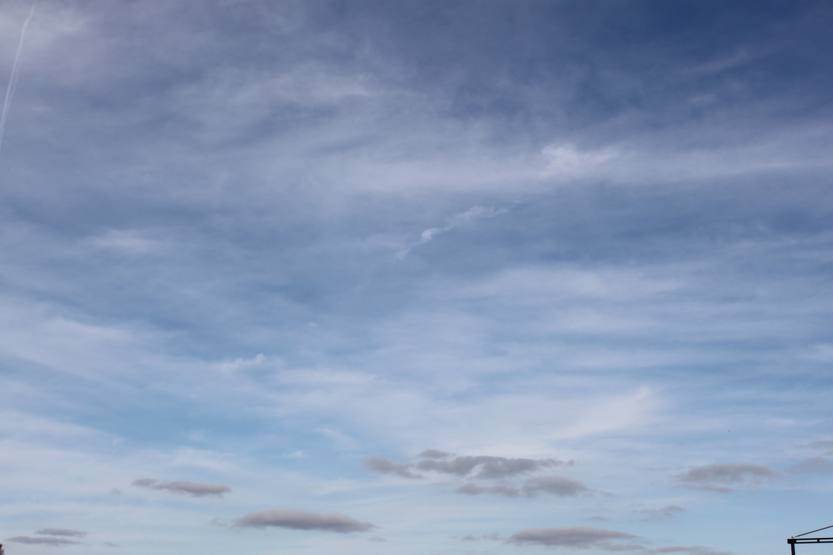 Clouds in the Sky..
