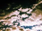 clouds over Amersfoort
