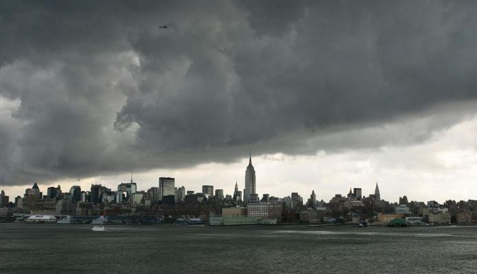 clouds over manhattan - part 2