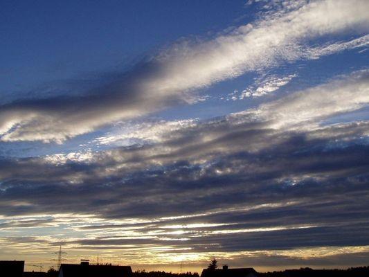 cloudy sky 03