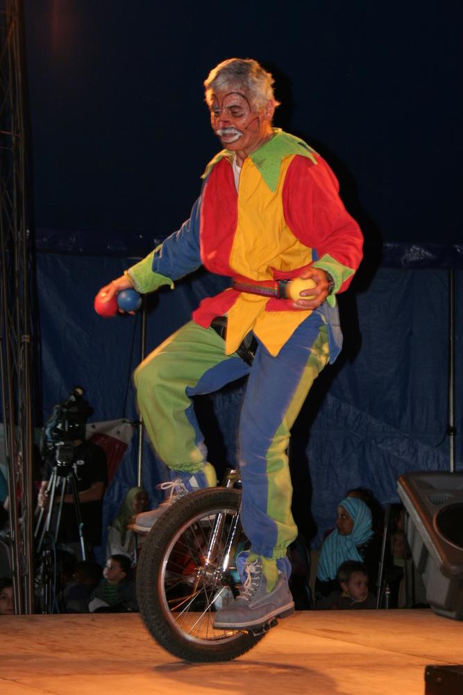 Clown 18