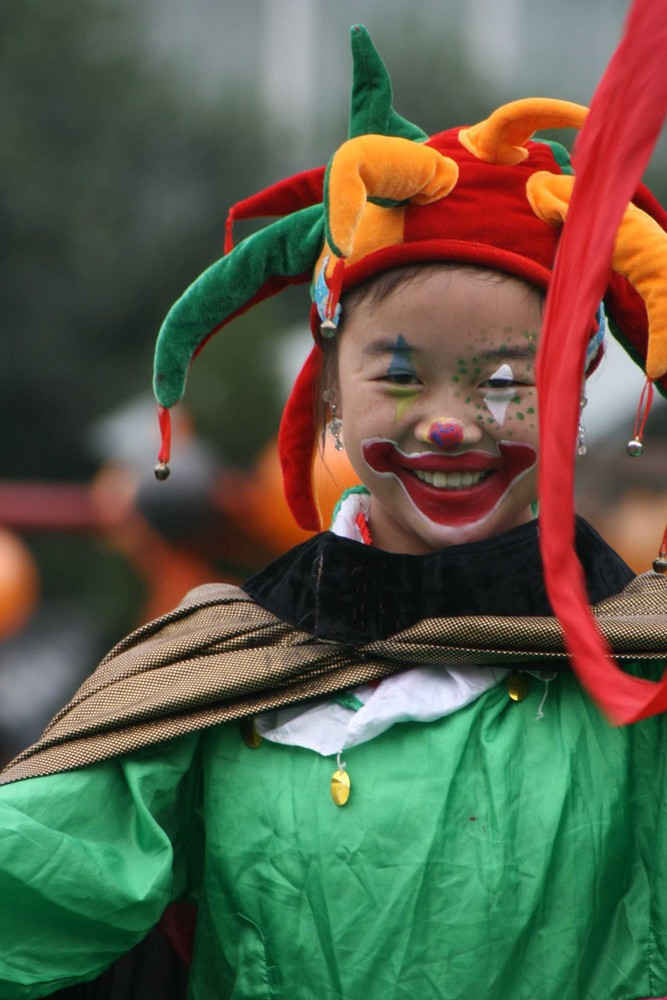 Clown Chinoise