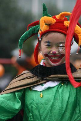 Clown Chinoise