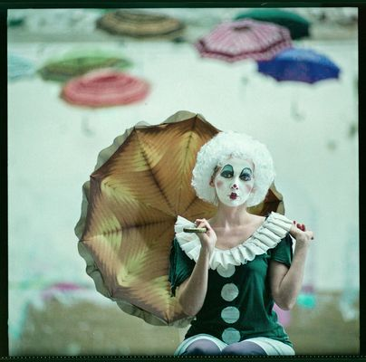 Clown III (Regenschirm)