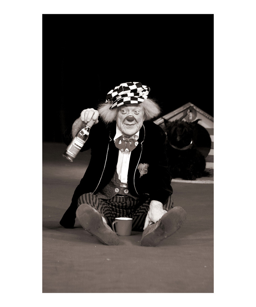 Clown-Legende