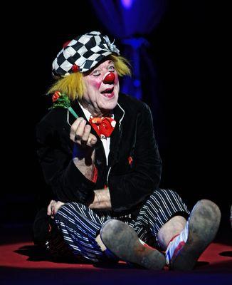 Clown Oleg Popov