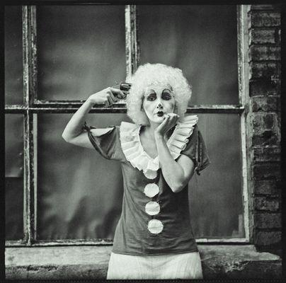 Clown VII (der Lebensmüde)