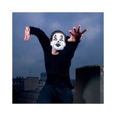 ...clowning