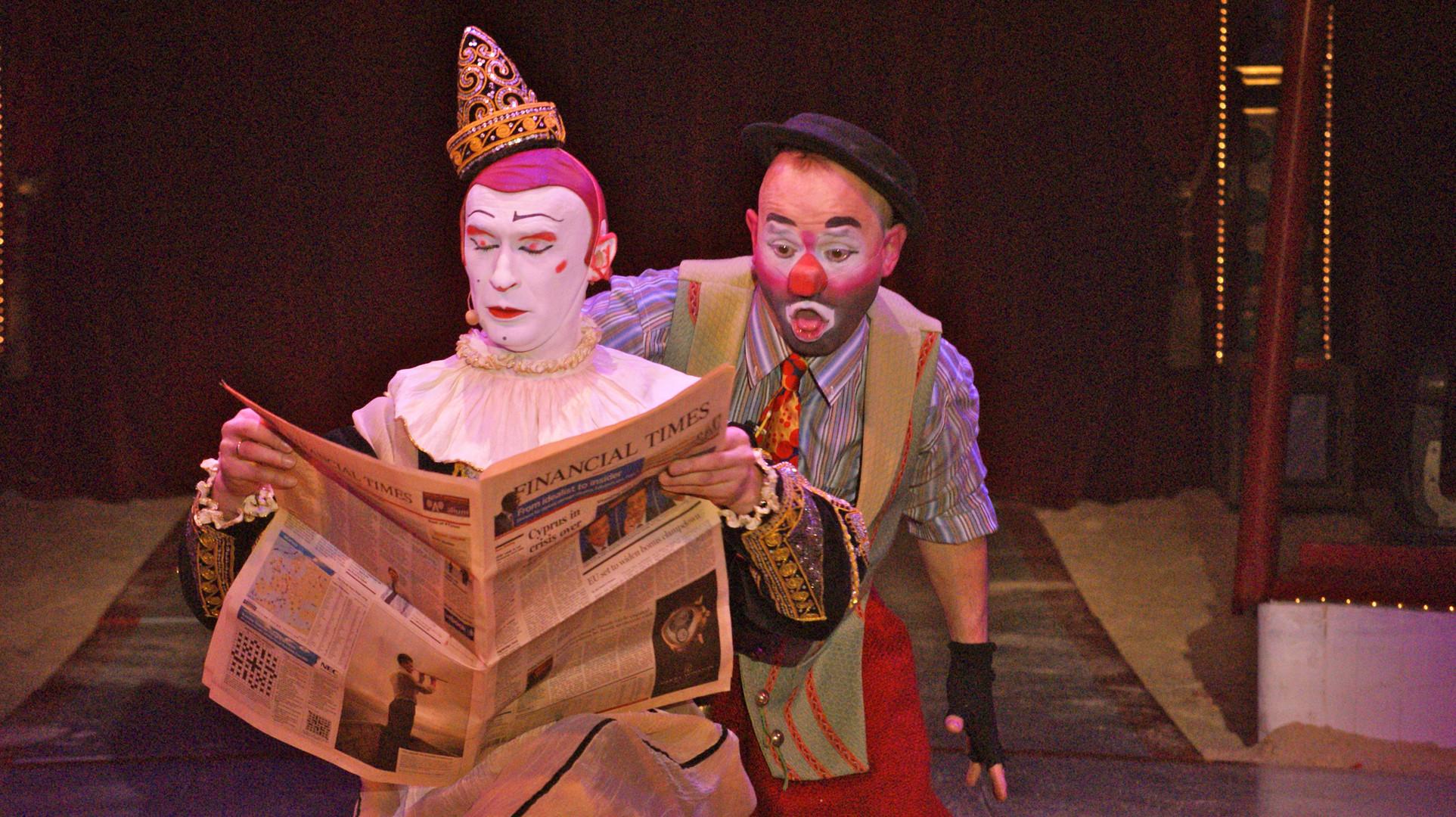 Clowns im Circus Roncalli (01)