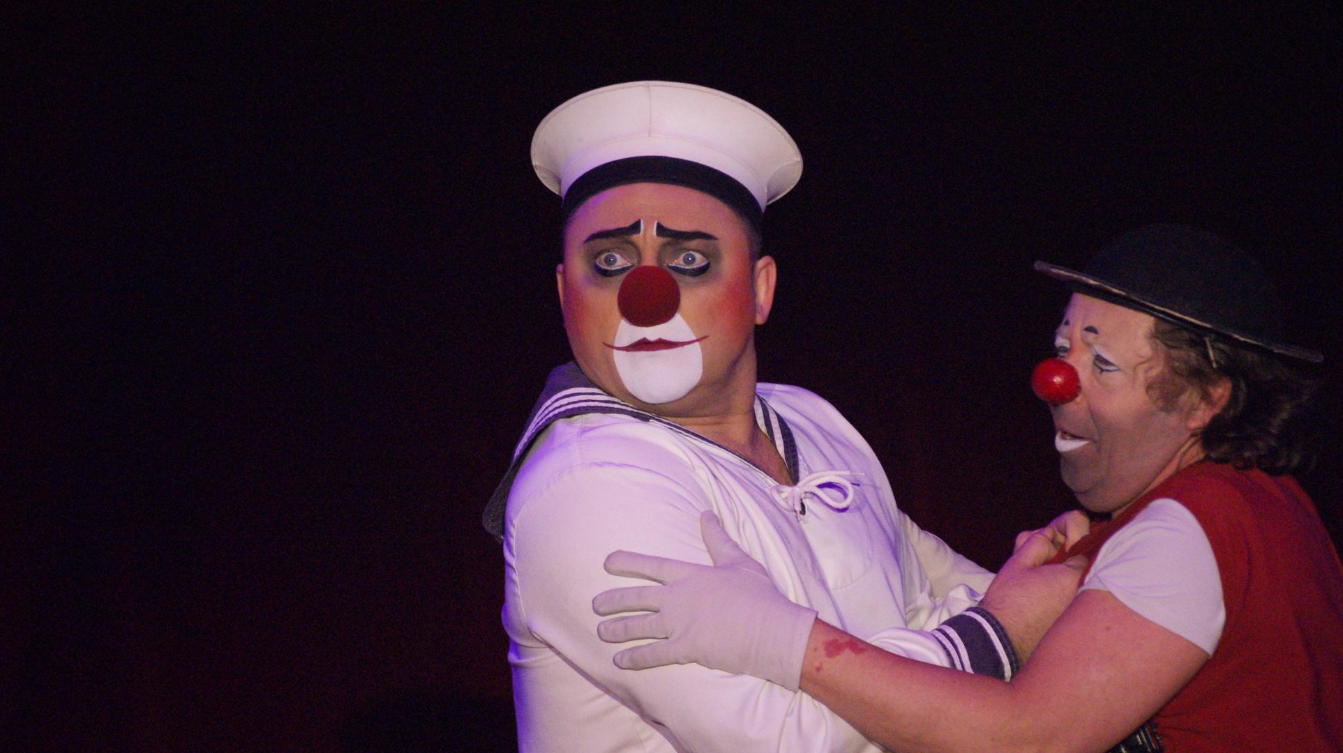 Clowns im Circus Roncalli (4)