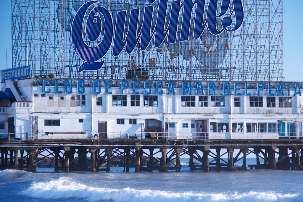 Club de Pescadores, Mar del Plata