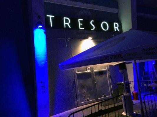 Club Tresor Berlin Eingang