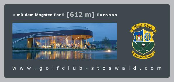 Clubhaus Golfclub St.Oswald