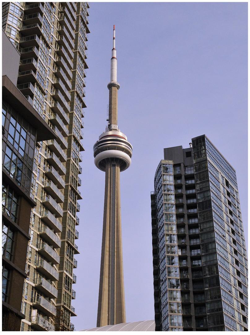 CN-Tower Toronto/Canada