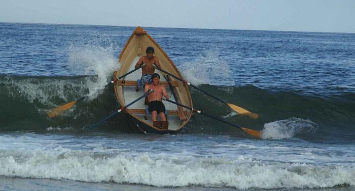 coast guard ruderboot