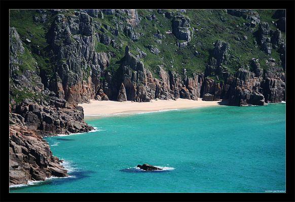 Coast of Cornwall