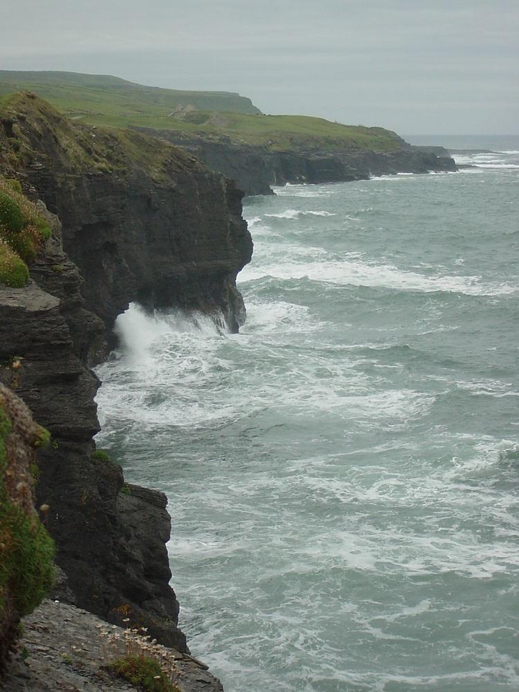 Coast View Doolin, Ireland