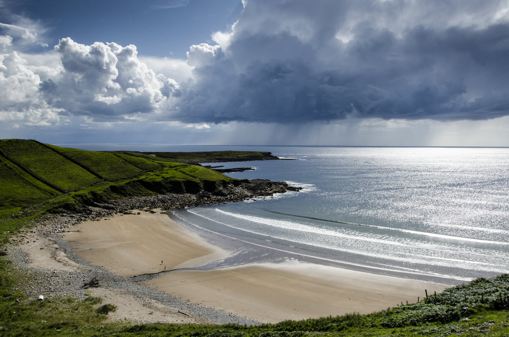 Coastal Road to Kilcare - Donegal