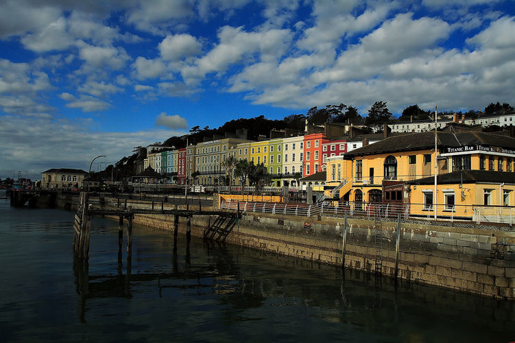 Cobh - Last station of Titanic