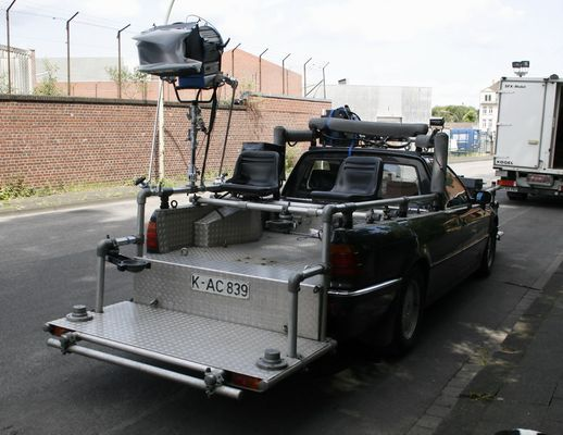 Cobra 11 Kameraauto