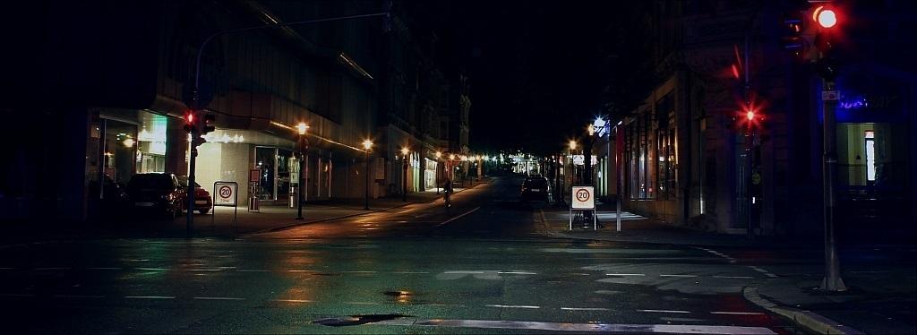 Coburg bei Nacht No. 1
