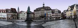 Coburg Markt. von Andy Schröder